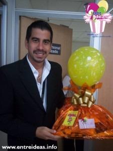Felicidades Alfredo
