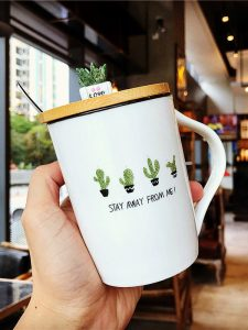 Cactus Mug 3