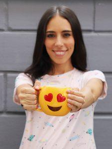 Emoji mug